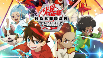Bakugan: Armored Alliance: Bakugan: Armored Alliance: The Awesome Burger Brawl / Master and Apprentice