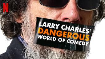 ラリー・チャールズのデンジャラス・ワールド・オブ・コメディ: Season 1: パート3: 人種