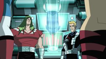 Avengers : L'équipe des super héros: Season 1: Mundo Gamma, primera parte