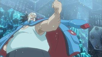 Pokémon – Die TV-Serie: XY: XYZ: Es hagelt in der Eis-Arena!