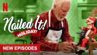 Nailed It! Holiday!: Season 2