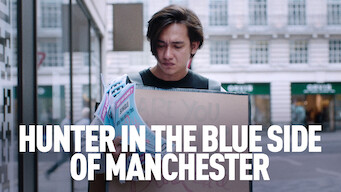 Hunter in the Blue Side of Manchester