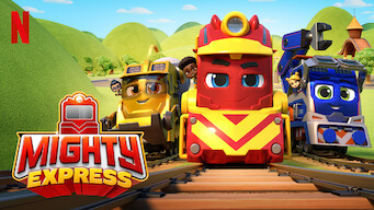 Mighty Express: Season 1: Great Nate Chase