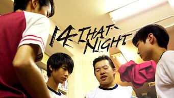 14 That Night