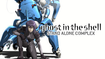 Ghost in the Shell: Stand Alone Complex: 2nd Gig