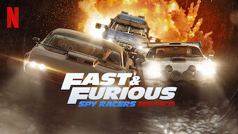 Fast & Furious Spy Racers: Season 4: Mexico