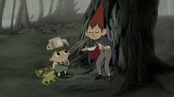 Over the Garden Wall: Season 1: Chapter 8: Babes in the Wood