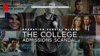 Operation Varsity Blues:TheCollegeAdmissionsScandal