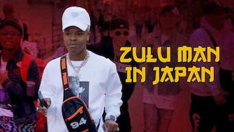 Un zulú en Japón