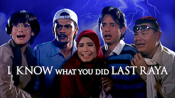 I Know What You Did Last Raya