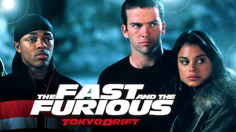 Is The Fast And The Furious Tokyo Drift 2006 On Netflix Hong Kong