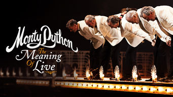 Monty Python: The Meaning of Live