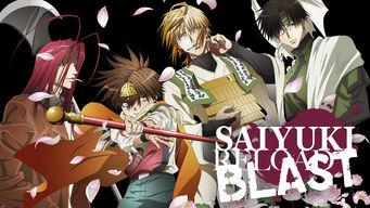 Saiyuki Reload Blast: Season 1