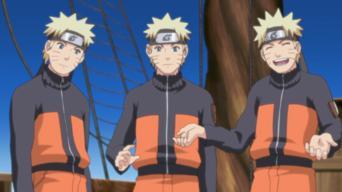 Naruto Shippuden: Season 11: La contre attaque des clones