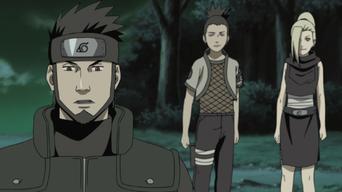 Naruto Shippuden: Season 11: Inochikachô
