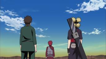 Naruto Shippuden: Season 19: Veille de la2eépreuve