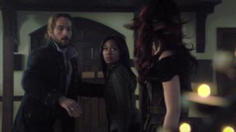 La leyenda de Sleepy Hollow: Season 1: Mala sangre