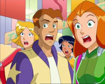 Totally Spies!: Season 1: Silicon Valley Girls