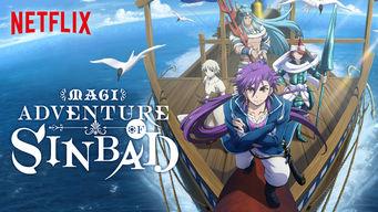Magi: Adventure of Sinbad: Season 1