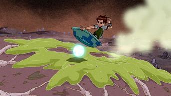 Ben 10: Season 2: Die außerirdische Zecke