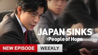 JAPAN SINKS: People of Hope: Season 1