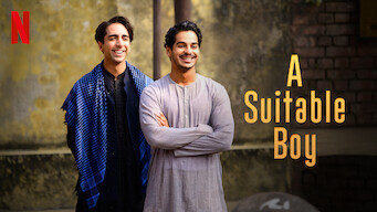 A Suitable Boy: Limited Series