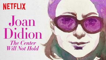 Joan Didion: El centro cede