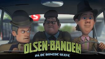 Olsen-banden på de bonede gulve