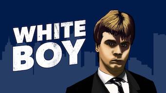 Der weiße Junge