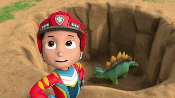 PAW Patrol: Season 7: Dino Rescue: Pups Save a Sore Dino / Dino Rescue: Pups Save the Triceratops Tag-Alongs