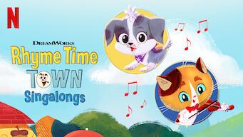 Rhyme Time Town Singalongs: Season 1