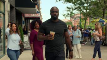 Marvel's Luke Cage: Season 2: Soul Brother #1