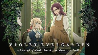 Violet Evergarden und das Band der Freundschaft