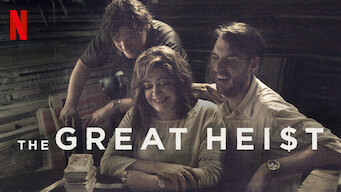 The Great Heist: Limited Series