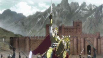 The Heroic Legend of Arslan: Season 1: A Song of Farewell