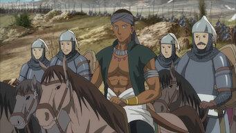 The Heroic Legend of Arslan: Season 1: The Black Leopard of Sindhura