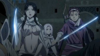 The Heroic Legend of Arslan: Season 1: The Lord and Master of Kashan Fortress