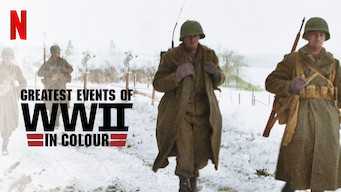 Greatest Events of WWII in Colour: Season 1