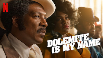 Dolemite Is My Name