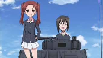 Girls und Panzer: シーズン1: Our First Battle Comes to a Climax!