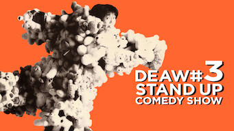 DEAW #3 Stand Up Comedy Show