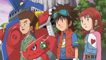 Digimon Fusion: Season 1: Crisis or Conquest