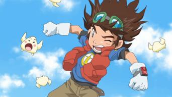 Digimon Fusion: Season 1: Laughing All the Way to the Code Crown