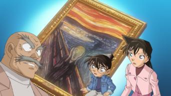 Détective Conan : Le Sniper dimensionnel: Collection: Munch's Missing Scream