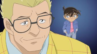 Détective Conan : Le Sniper dimensionnel: Collection: The Comedian Who Turned Himself In: Partie 2