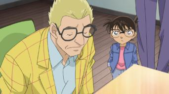 Détective Conan : Le Sniper dimensionnel: Collection: The Comedian Who Turned Himself In: Partie 1