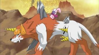 Digimon Fusion: Season 1: ¡Peligro en erupción!