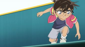 Détective Conan : Le Sniper dimensionnel: Collection: The Mystery Sinking in the Midsummer Pool: Partie 2