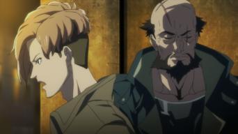LAST HOPE: Part 1: 虎の目