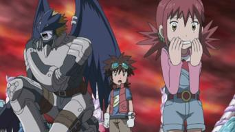 Digimon Fusion: Season 1: Choque en las nubes